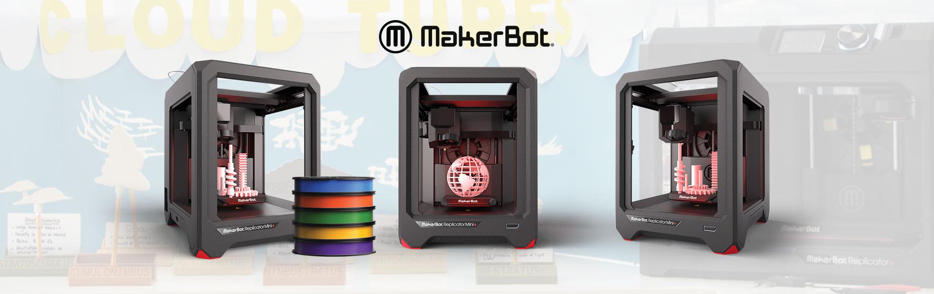MakerBot Replicator Mini+ – Ihr Einstieg in den semi-professionellen 3D Druck
